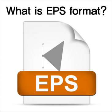 What is EPS format?