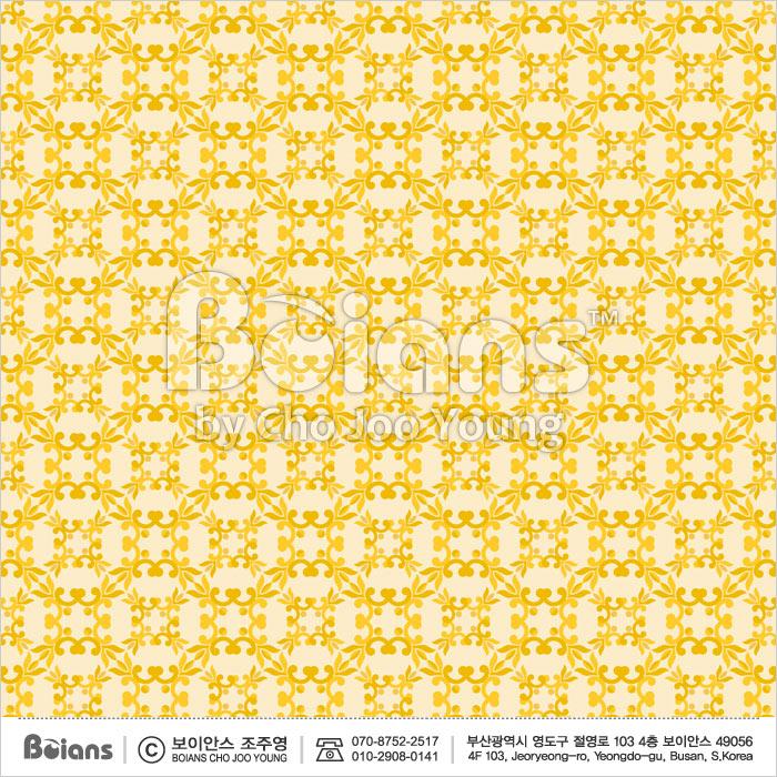 Boians Vector Original Damask Pattern Series 028.