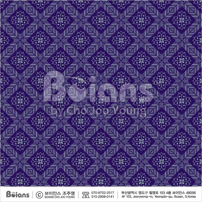 Boians Vector Original Damask Pattern Series 030.
