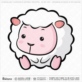 Boians_Vector_Sheep_and_Lamb_Character_Design_Series_036
