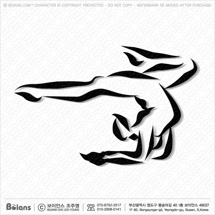 Line Drawing Woman Body : 보이안스™ boians™